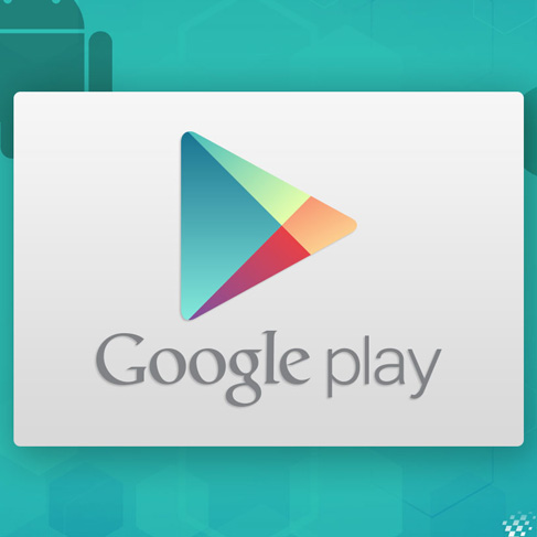 e-carte Google Play
